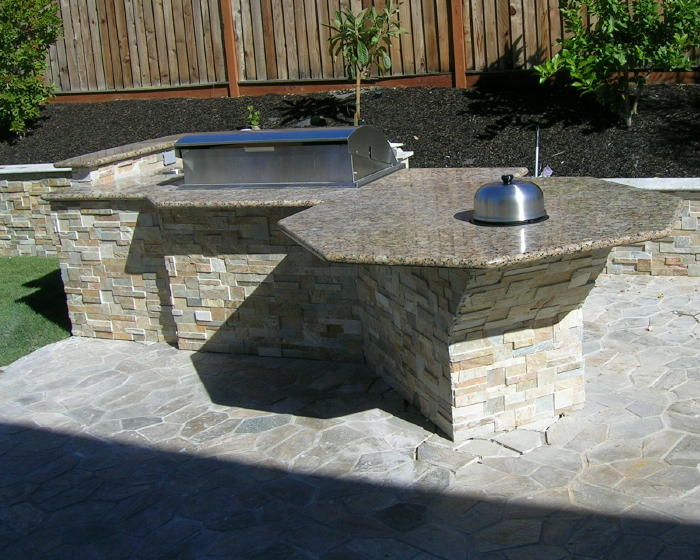 Perfect Outdoor BBQ Islands Countertops 700 x 560 · 117 kB · jpeg