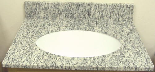 Do it yourself granite countertops granite countertops granite vanity tops with undermount sink holes solutioingenieria Images