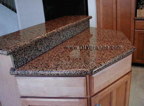 Do it yourself granite countertops showroom granite countertops balmoral brown kitchen 1 solutioingenieria Gallery